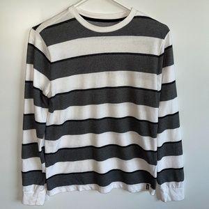 Tony Hawk Striped Long Sleeve Sz XL18-20